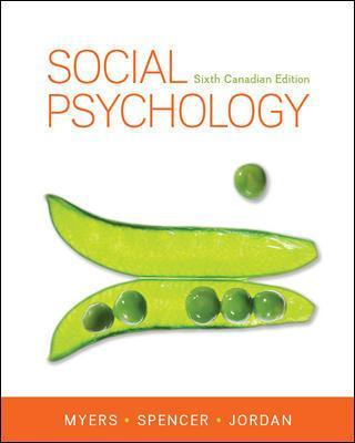 Social Psychology Etext W/ Connect