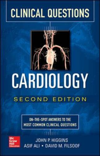 9781259643330 Cardiology Clinical Questions