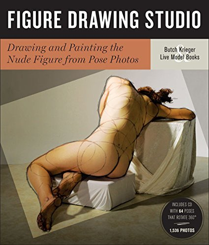 9781402761270 Figure Drawing Studio: Drawing & Painting The Nude Figure...