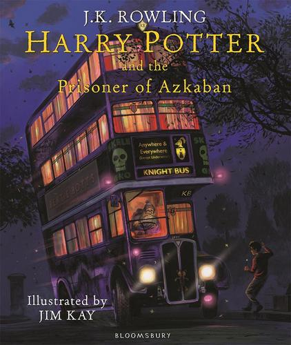9781408845660 Harry Potter & The Prisoner Of Azkaban: Illustrated Edition