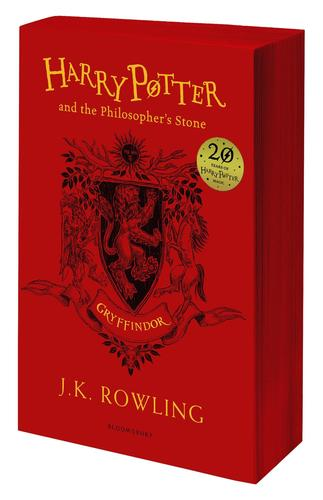 9781408883730 Harry Potter & The Philosopher's Stone: Gryffindor Edition
