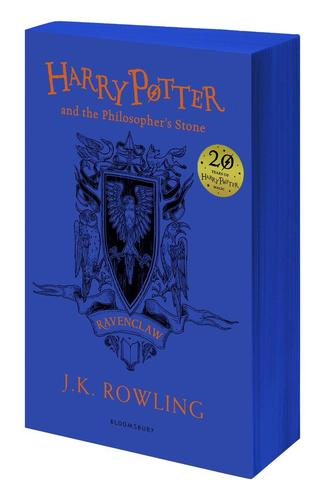 9781408883778 Harry Potter & The Philosopher's Stone: Ravenclaw Edition