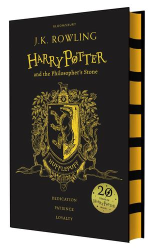 9781408883808 Harry Potter & The Philosopher's Stone: Hufflepuff Edition