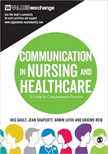 9781412962315 Communication In Nursing & Healthcare
