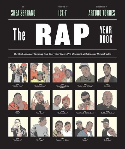 9781419718182 Rap Year Book: The ... Discussed, Debated, & Deconstructed