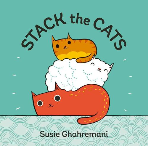 9781419723490 Stack The Cats