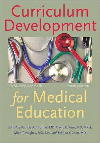 9781421418520 Curriculum Development For Medical Education: A Six-Step...