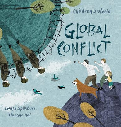 9781438050218 Children In Our World: Global Conflict
