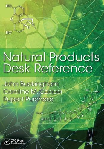 9781439873618 Natural Products Desk Reference
