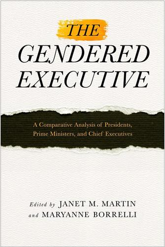 9781439913642 Gendered Executive: A Comparative Analysis Of Presidents...