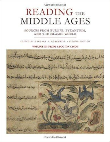 Reading The Middle Ages, Volume II