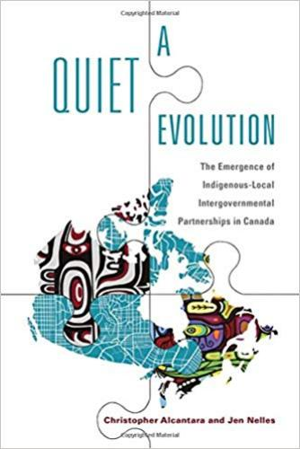 9781442631144 Quiet Evolution: The Emergence Of Indigenous-Local...