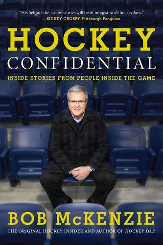 9781443418331 Hockey Confidential