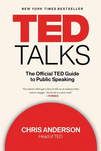 9781443443005 Ted Talks: The Official Ted Guide To Public Speaking