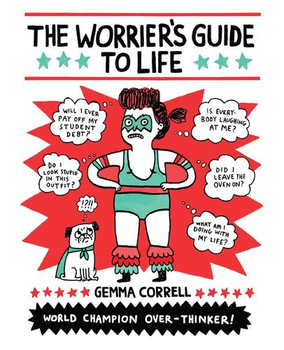 9781449466008 Worrier's Guide To Life
