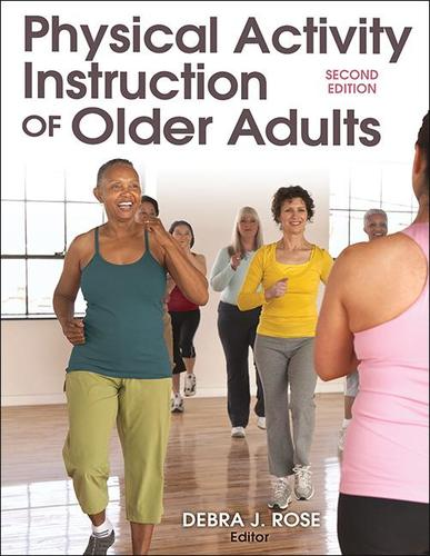9781450431064 Physical Activity Instruction Of Older Adults
