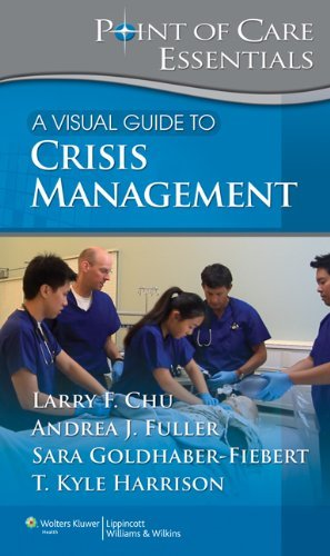 9781451130119 Visual Guide To Crisis Management: Point Of Care Essentials