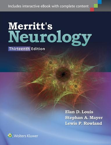 9781451193367 Merritt's Neurology