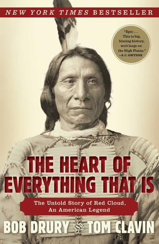 9781451654684 Heart Of Everything That Is: The Untold Story Of Red...