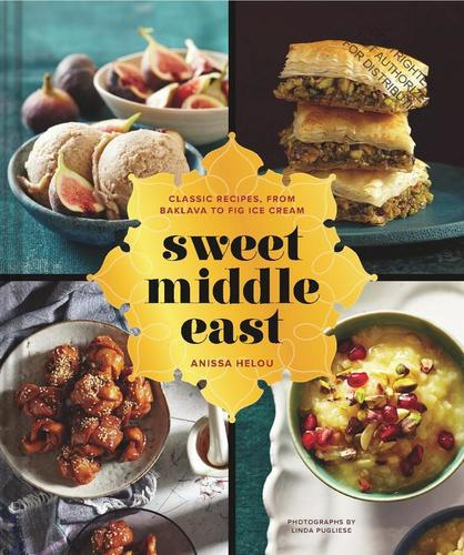 9781452114392 Sweet Middle East: Classic Recipes, From Baklava To Fig...