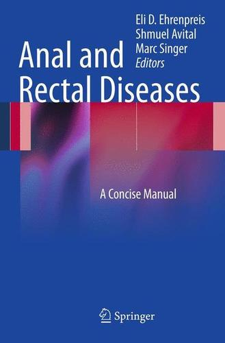 9781461411017 Anal & Rectal Diseases: A Concise Manual