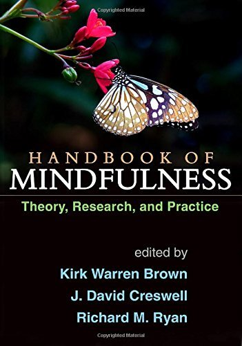 9781462518906 Handbook Of Mindfulness: Theory Research & Practice