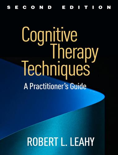 9781462528226 Cognitive Therapy Techniques