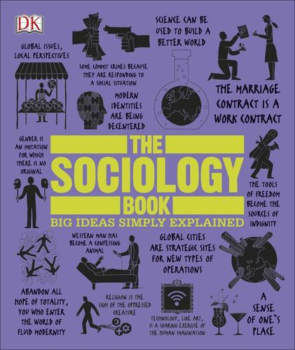 9781465436504 Sociology Book: Big Ideas Simply Explained