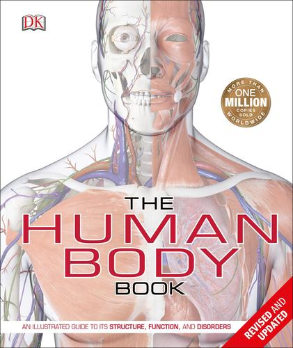 9781465480293 Human Body Book: An Illustrated Guide To Its Structure Funct