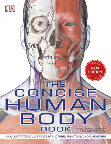 9781465484697 Concise Human Body Book