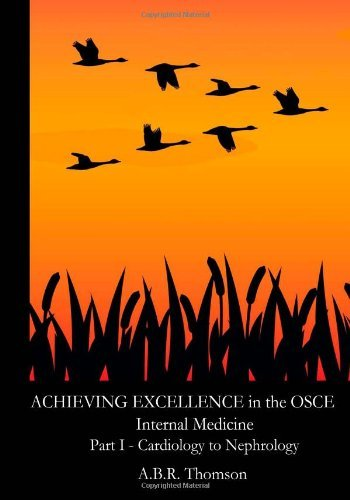 9781475283037 Achieving Excellence In The Osce - Part One