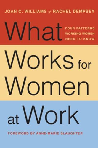 9781479814312 What Works For Women At Work: Four Patterns Working...