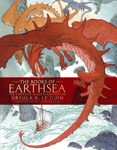 9781481465588 Books Of Earthsea: The Complete Illustrated Edition