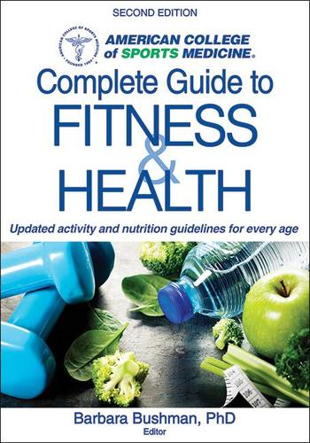 9781492533672 Acsm's Complete Guide To Fitness & Health