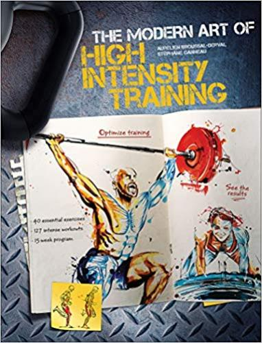 9781492544999 Modern Art Of High Intensity Training