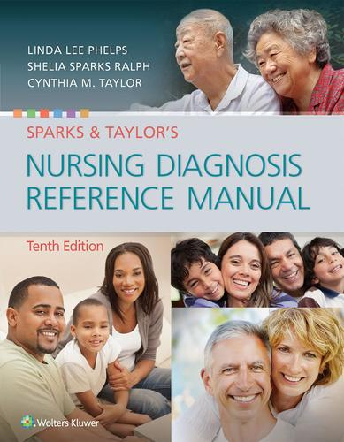 9781496347817 Sparks & Taylor Nursing Diagnosis Reference Manual