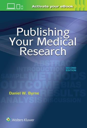 9781496353863 Publishing Your Medical Research