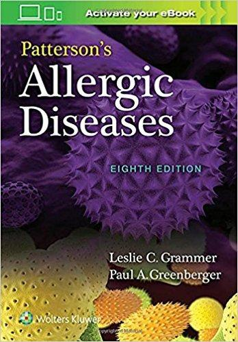 9781496360298 Patterson's Allergic Diseases