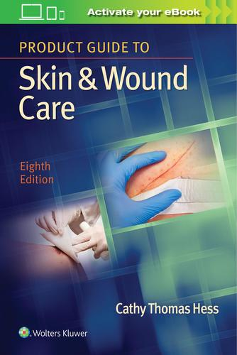 9781496388094 Product Guide To Skin & Wound Care
