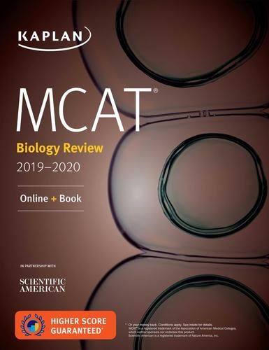 9781506235363 Mcat Biology Review 2019-2020: Online & Book