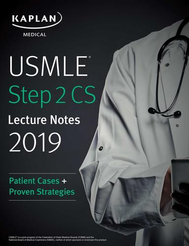 9781506242477 Usmle Step 2 Cs Lecture Notes 2019