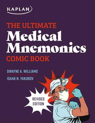 9781506247267 Ultimate Medical Mnemonic Comic Book