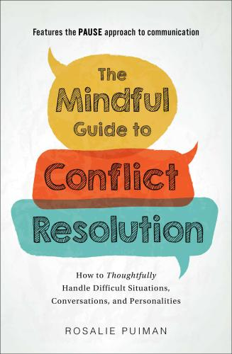 9781507211328 Mindful Guide To Conflict Resolution: How To...