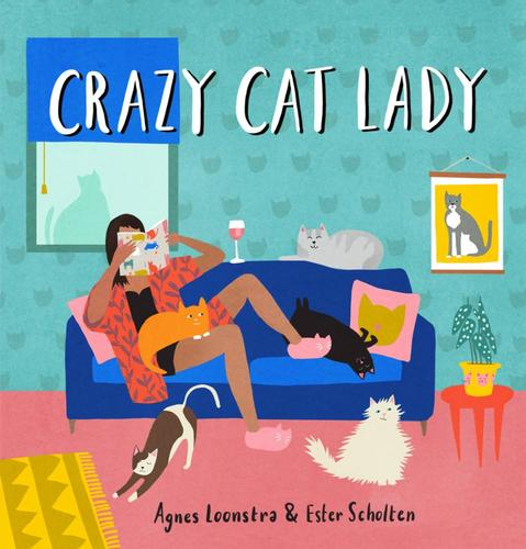 9781523505579 Crazy Cat Lady