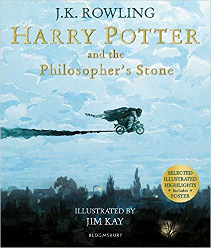 9781526602381 Harry Potter & The Philosopher's Stone: Illustrated Edition