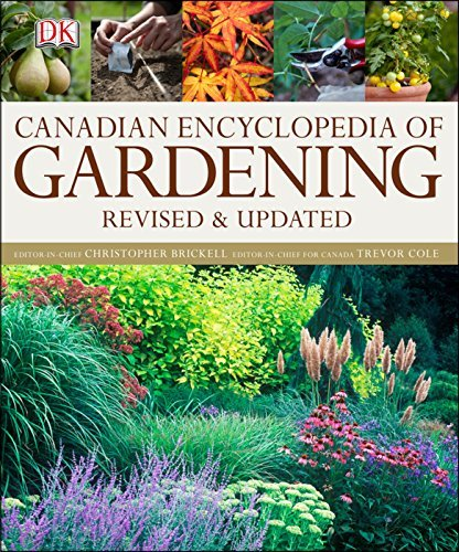 9781553631958 Canadian Encyclopedia Of Gardening