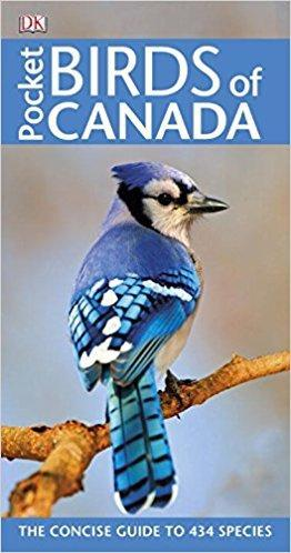 9781553632672 Pocket Birds Of Canada