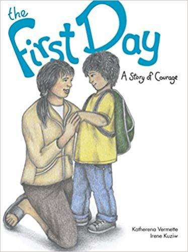 9781553795216 First Day: A Story Of Courage