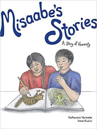 9781553795247 Misaabe's Stories: A Story Of Honesty
