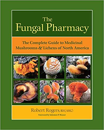 9781556439537 Fungal Pharmacy: The Complete ... Lichens Of North America